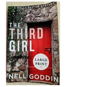 Other - 🌹3for$20 The Third Girl -  Mystery Book